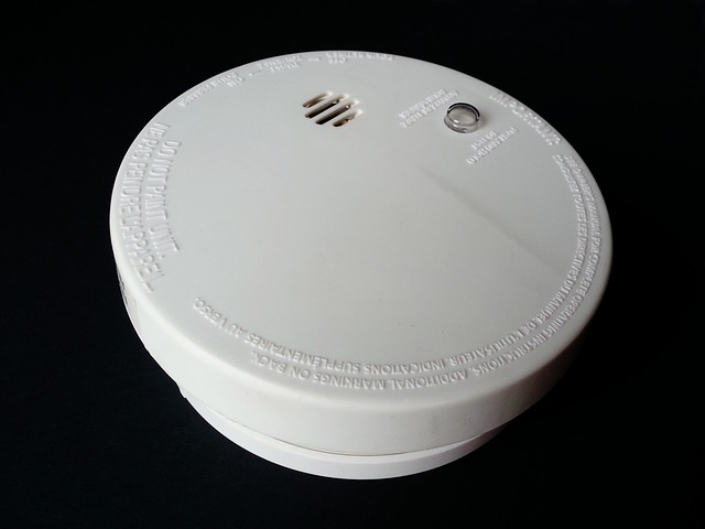Hard Wired Smoke Detector Beeping Persona Paper