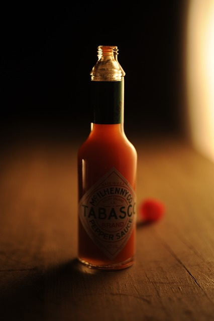 Sauce Tabasco Tabasco Pepper Sauce Factory