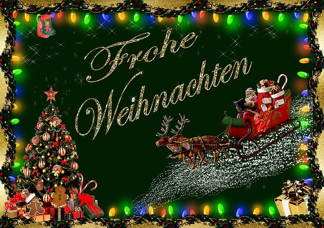 E Cards Weihnachten.Sending Christmas Greeting E Cards Persona Paper